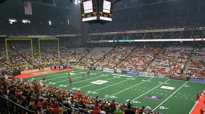 O Que Fazer em Jacksonville: Veterans Memorial Arena