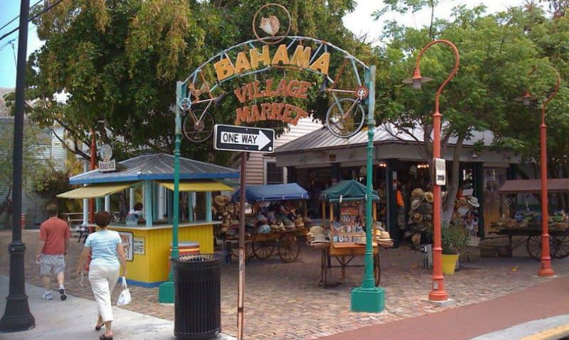 O Que Fazer em Key West: Bahama Village