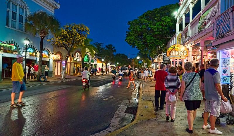 O Que Fazer em Key West: Durval Street