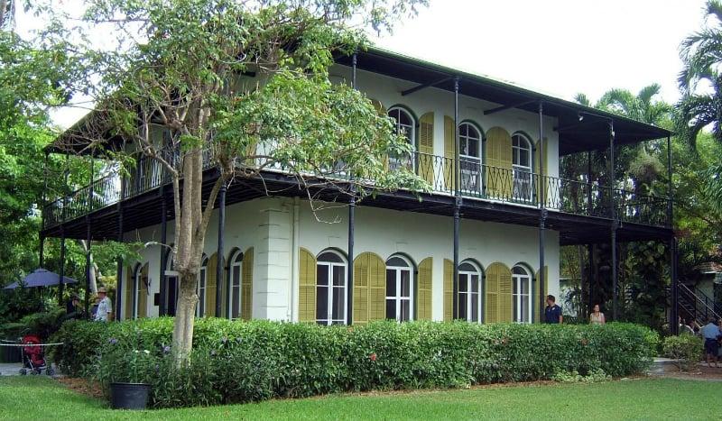 O Que Fazer em Key West: Hermingway House