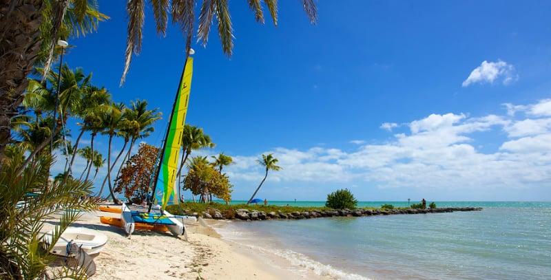 O Que Fazer em Key West: Praias