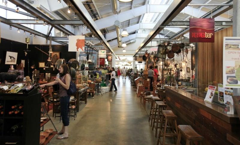 O Que Fazer em Napa Valley: Oxbow Public Market