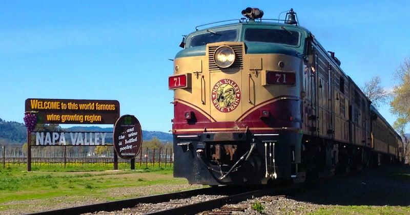 O Que Fazer em Napa Valley: Wine Train