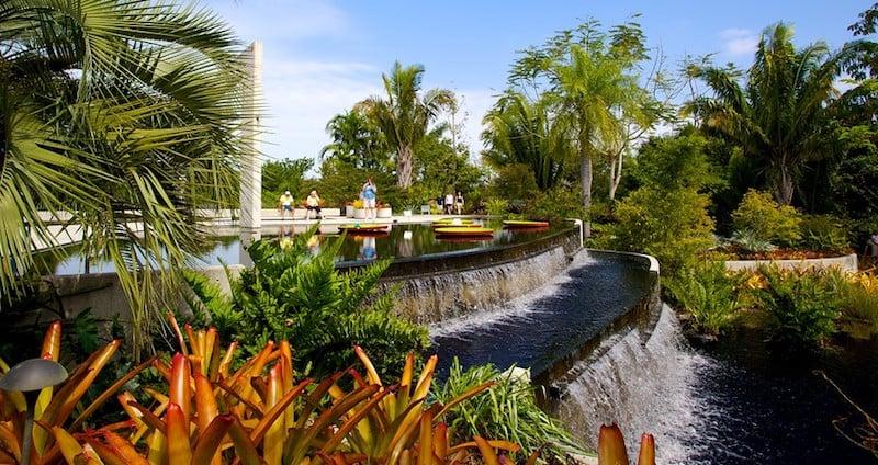 O Que Fazer em Naples: Naples Botanical Garden