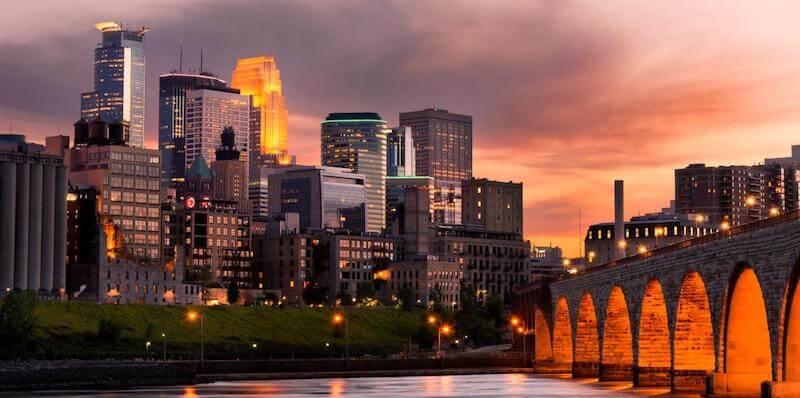 O Que Fazer em Minneapolis em Minnesota