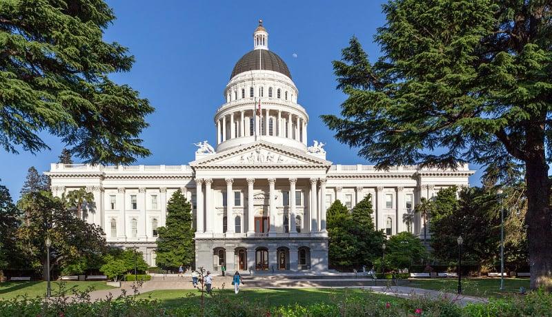 O Que Fazer em Sacramento: California State Capitol