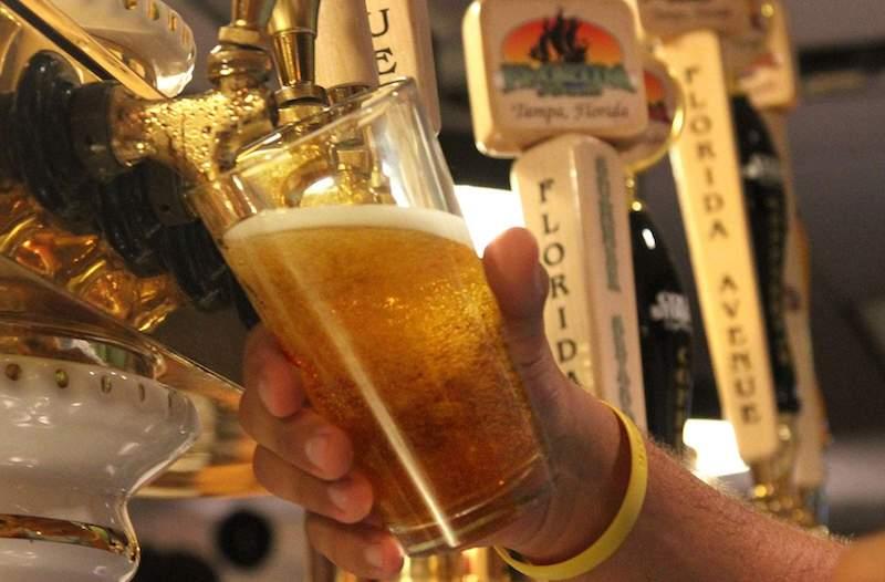 O Que Fazer em Tampa: Cervejaria Artesanal