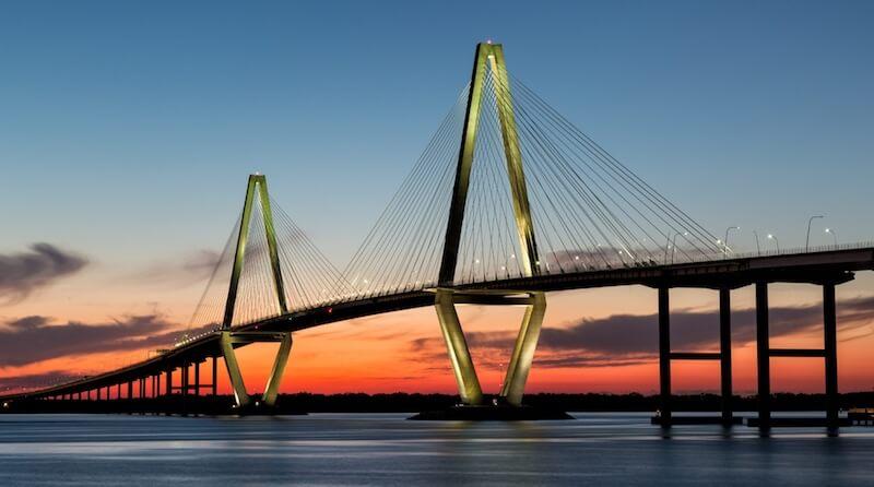 O Que Fazer em Charleston na Carolina do Sul