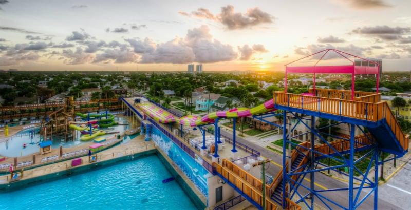 O Que Fazer em Daytona Beach: Daytona Lagoon