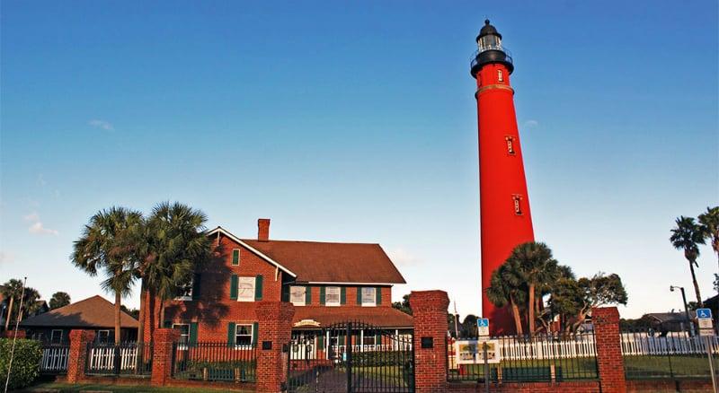 O Que Fazer em Daytona Beach: Farol Leon Inlet Lighthouse and Museum