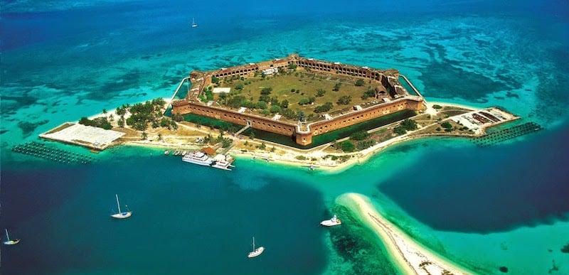 O Que Fazer em Fort Lauderdale: Dry Tortugas