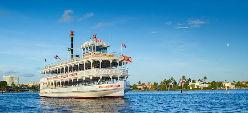 O Que Fazer em Fort Lauderdale: Jungle Queen Cruises