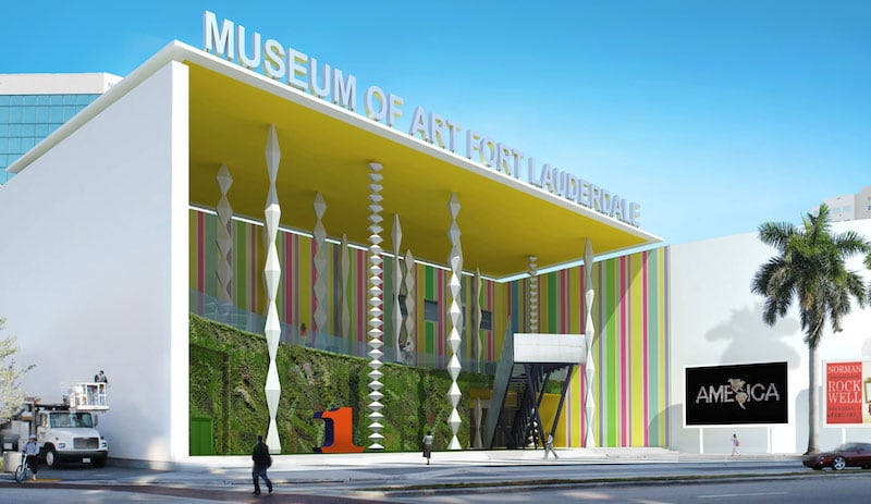 O Que Fazer em Fort Lauderdale: Museum of Art Fort Lauderdale