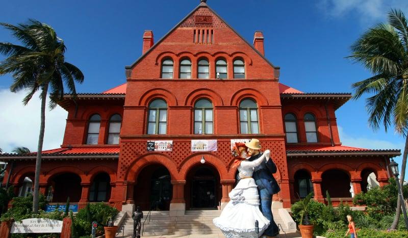 O Que Fazer em Key West: Museum of Art & History