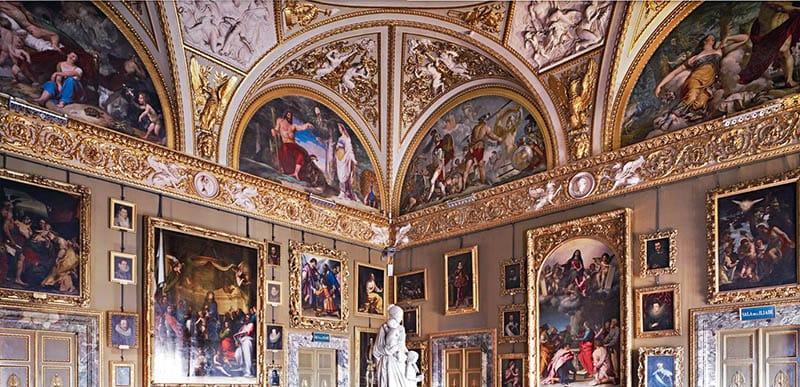 O que fazer em Florença: Museu Galleria degli Uffizi