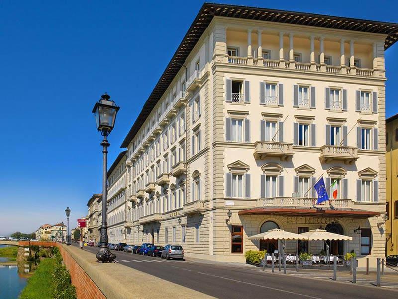 O que fazer em Florença: Hotel