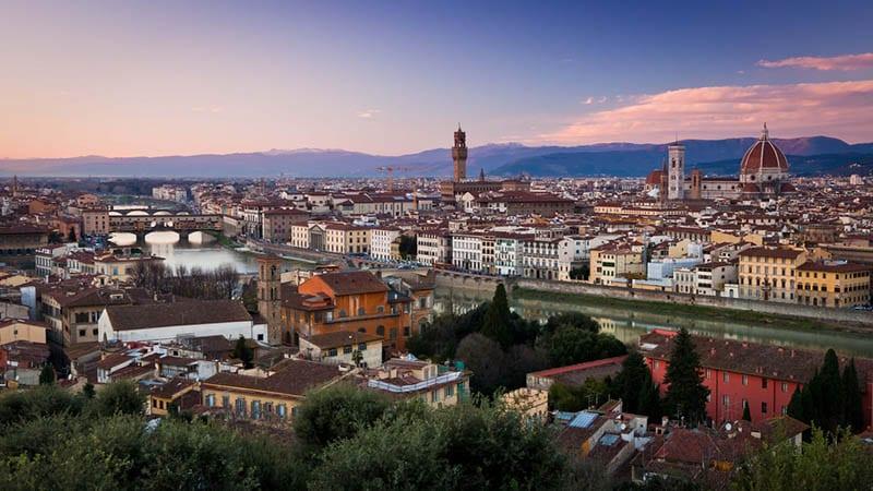 O que fazer em Florença: Piazzale Michelangelo