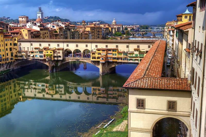O que fazer em Florença: Ponte Vecchio