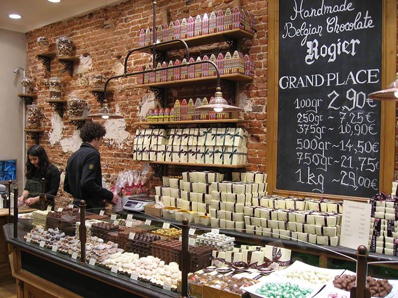 O que fazer em Burges: Chocolate