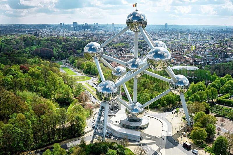 O que fazer em Bruxelas: Atomium