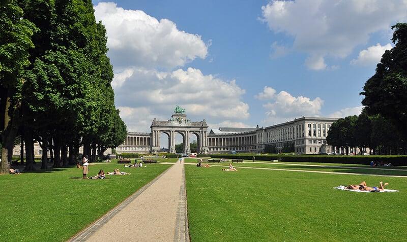 O que fazer em Bruxelas: Cinquentenaire