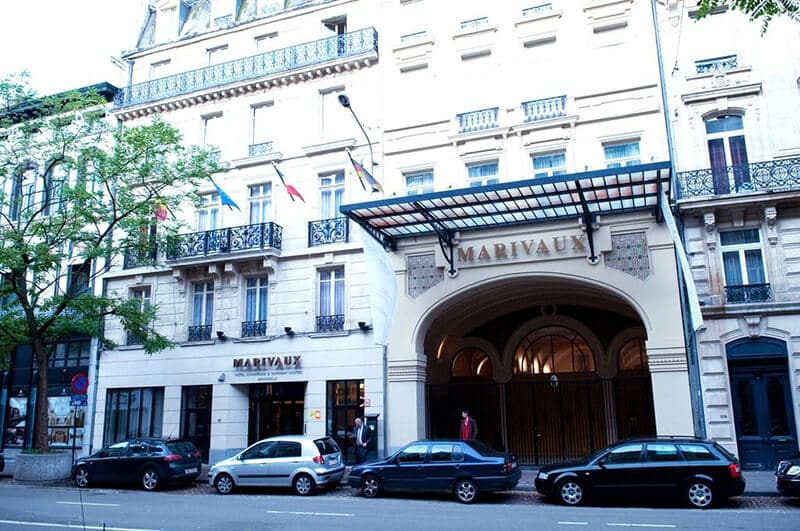 O que fazer em Bruxelas: Hotel