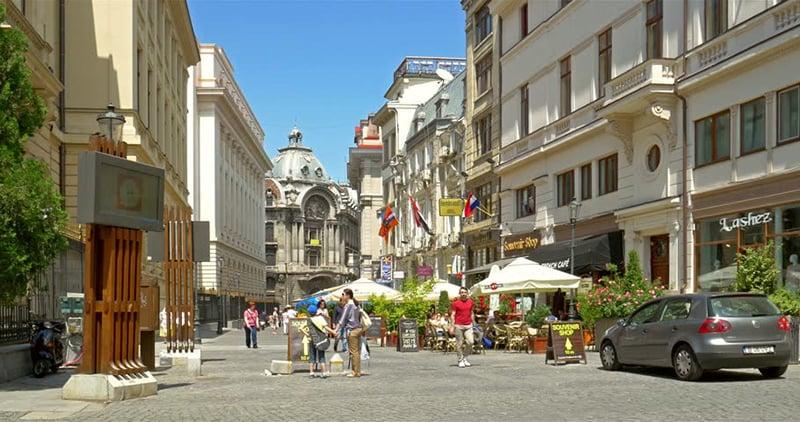 O que fazer em Bucareste: Distrito Lispicani