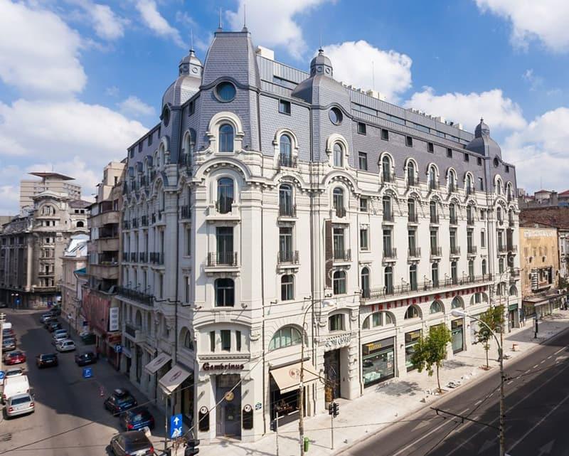 O que fazer em Bucareste: Hotel