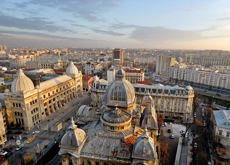 O Que Fazer em Bucareste na Romênia