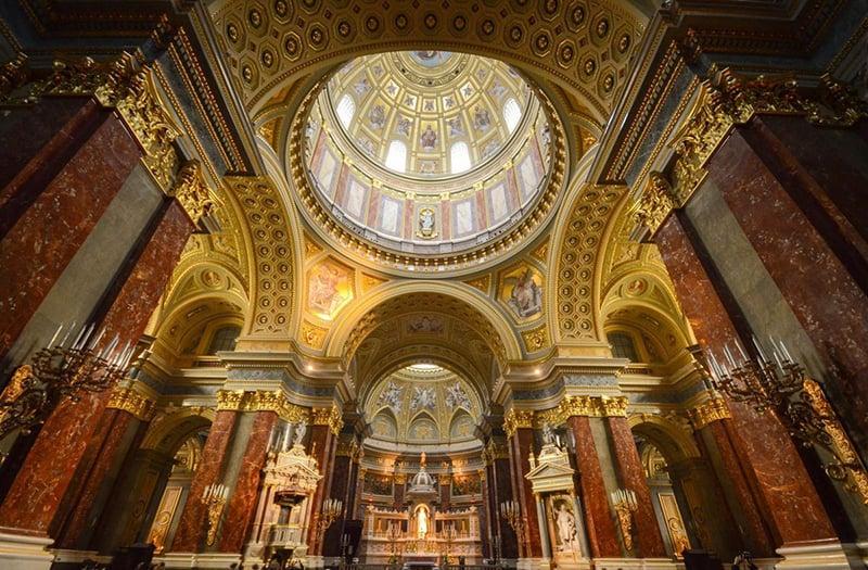 O que fazer em Budapeste: Basílica de Santo Estevão