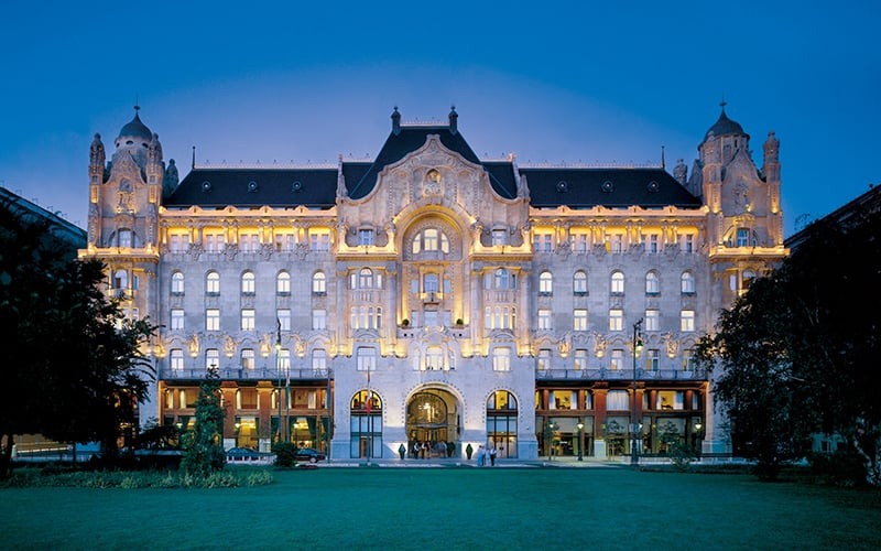 O que fazer em Budapeste: Hotel