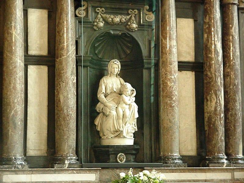 O que fazer em Burges: Virgem Maria