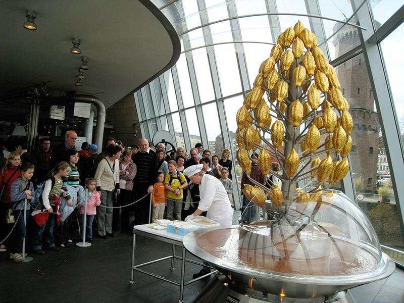 O que fazer em Colônia: Museu do Chocolate