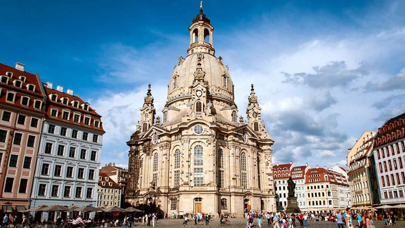 O que fazer em Dresden: Frauenkirche