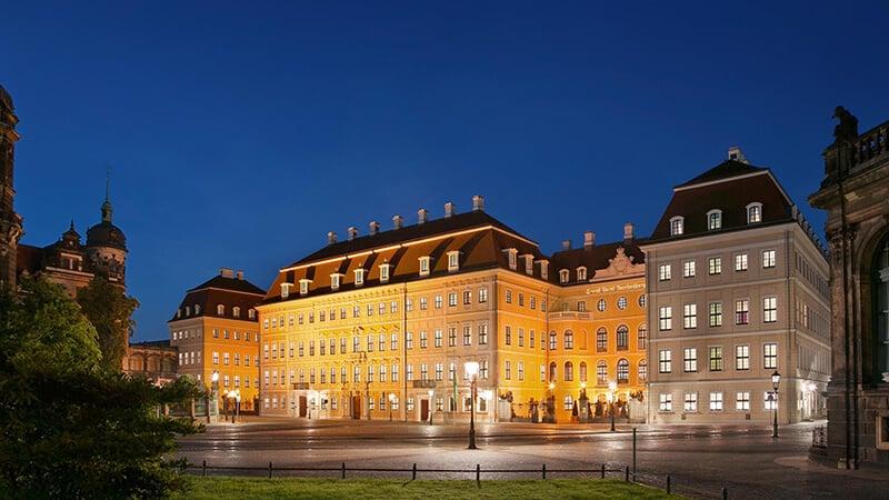 O que fazer em Dresden: Hotel