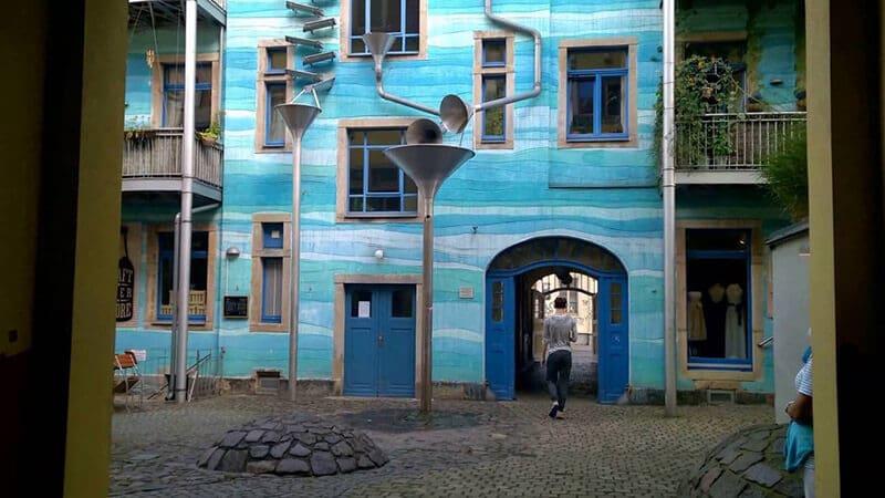 O que fazer em Dresden: Kunsthofpassage