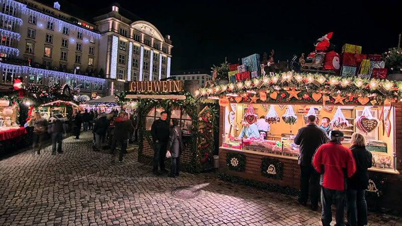 O que fazer em Dresden: Striezelmarkt