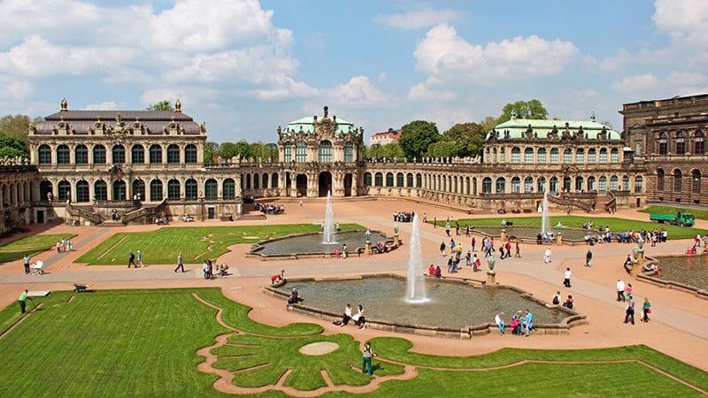 O que fazer em Dresden: Zwinger