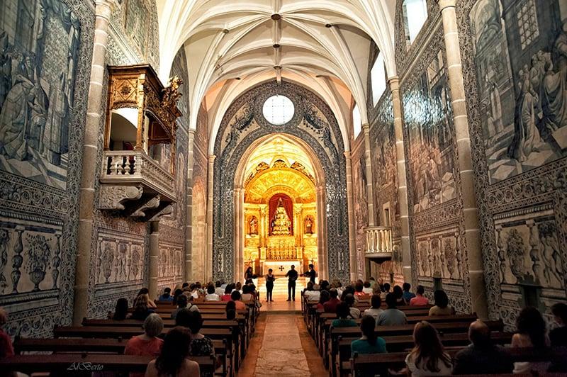 O que fazer em Évora: Igreja dos Loios