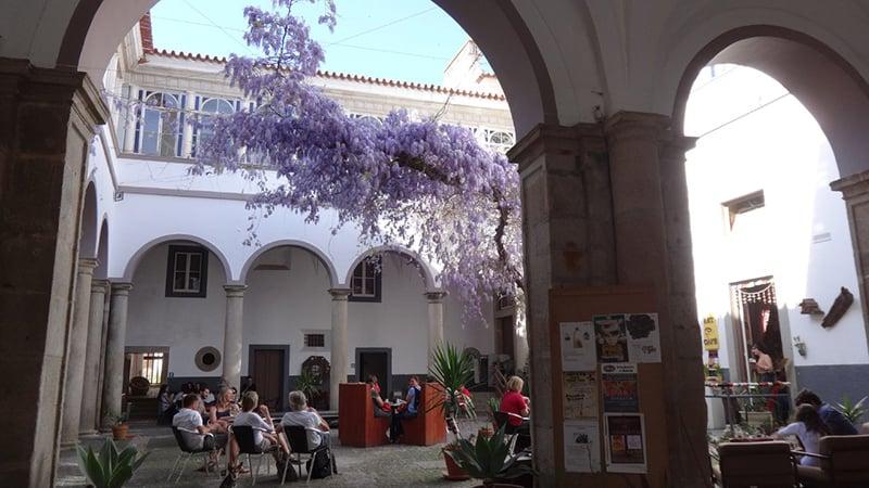 O que fazer em Évora: Art Café