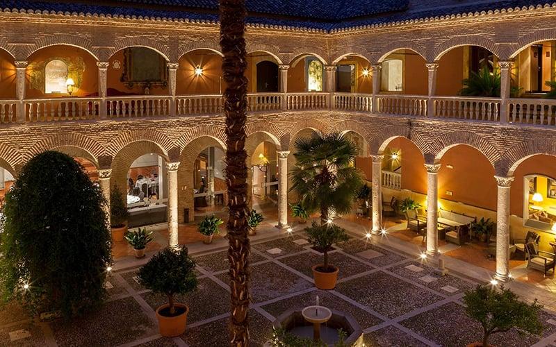 O que fazer em Granada: Hotel
