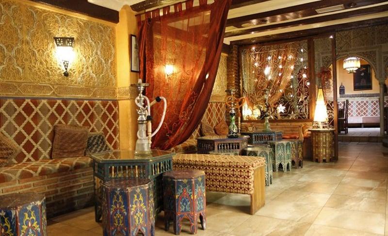 O que fazer em Granada: Teterías