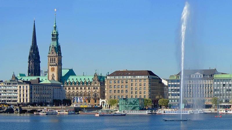 O que fazer em Hamburgo: Alster