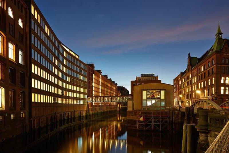 O que fazer em Hamburgo: Hotel
