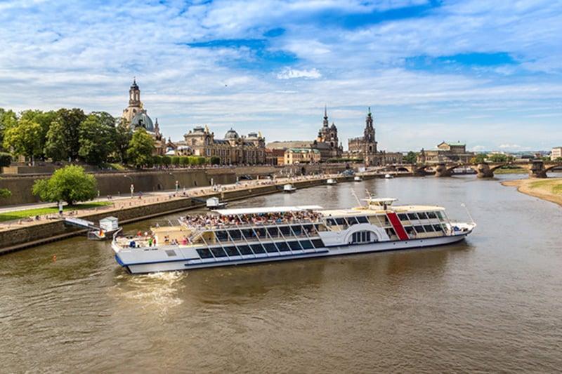O que fazer em Hamburgo: Passeio de Barco