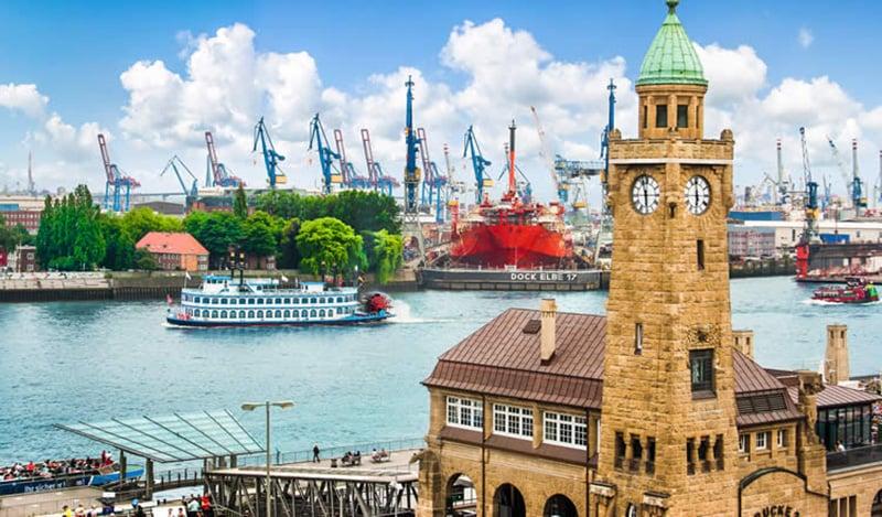O que fazer em Hamburgo: Porto