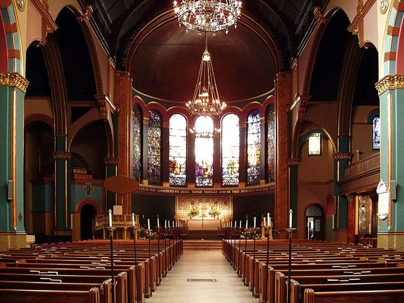O que fazer em Hamburgo: Igreja St. Michaels