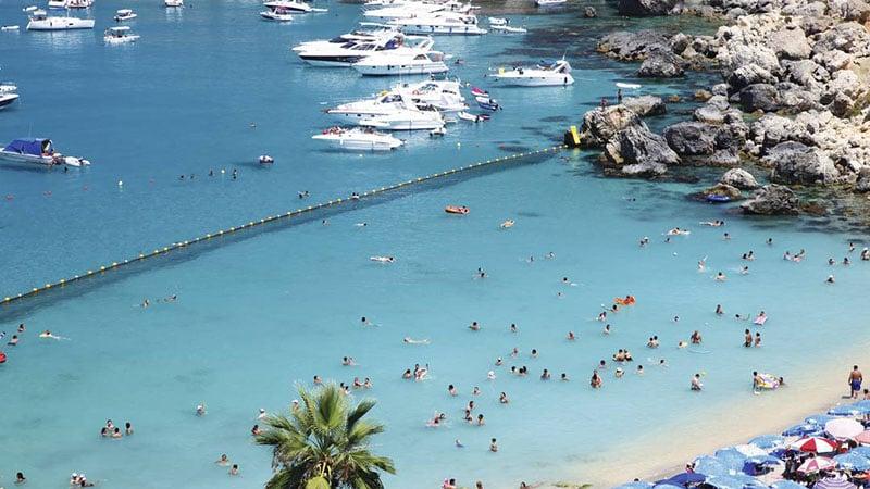 O que fazer em Malta: Paradise Bay