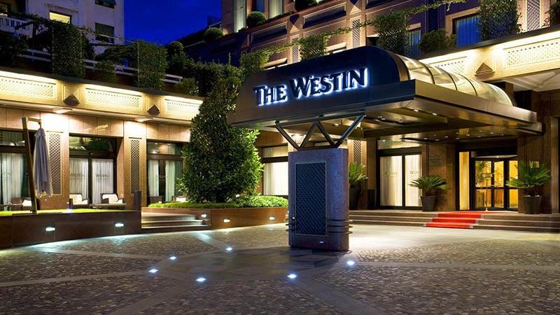 O que fazer em Milão: hotel