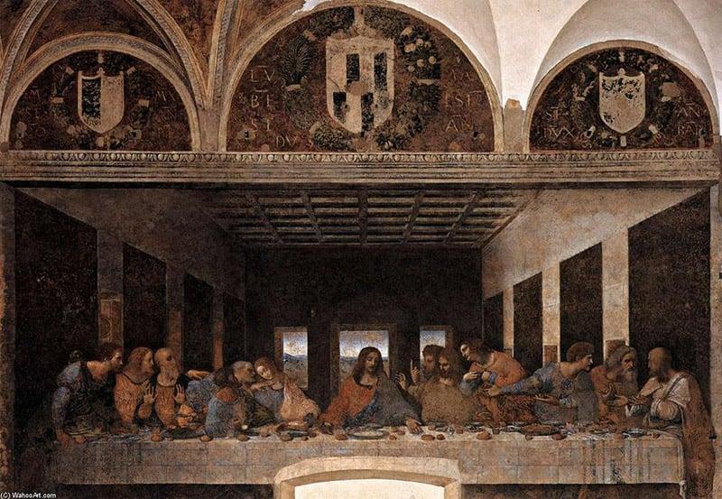 O que fazer em Milão: A ultima ceia